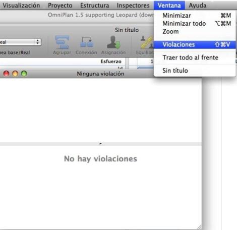 Software que viola