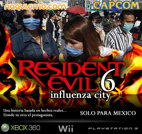 Influenza City Resident Evi6