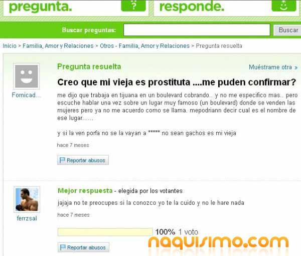 Que buscas en una mujer yahoo [PUNIQRANDLINE-(au-dating-names.txt) 22