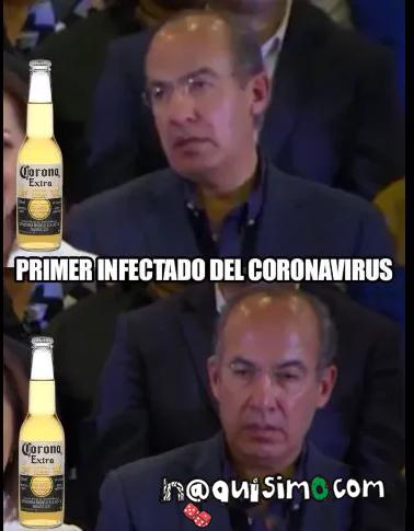 memes del coronavirus felipe calderon